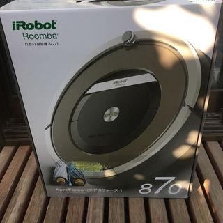 アイロボット(iRobot)の{hito.dai様専用}iRobot Roomba 870 [日本仕様正規品](掃除機)