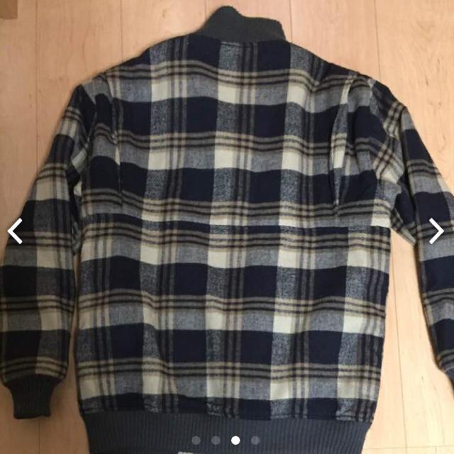 JAMIS(ジェイミス)のチェックジャケット JAMIS メンズのジャケット/アウター(Gジャン/デニムジャケット)の商品写真
