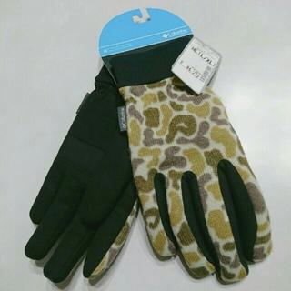 コロンビア(Columbia)のColumbia  手袋  グレイシャルドリフトグローブ(手袋)
