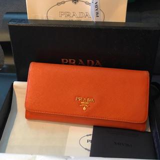 プラダ(PRADA)のお値打ちプラダ美品(財布)