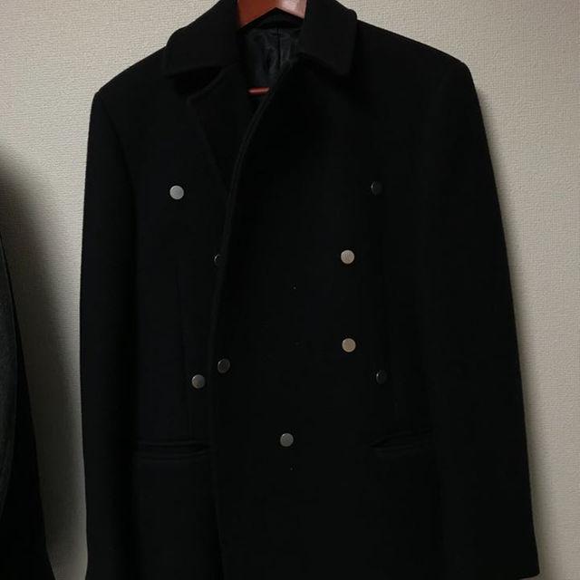 DRIES VAN NOTEN(ドリスヴァンノッテン)のラフシモンズ メンズのジャケット/アウター(ピーコート)の商品写真