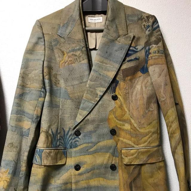 DRIES VAN NOTEN(ドリスヴァンノッテン)のドリスヴァンノッテン  2017SS メンズのジャケット/アウター(テーラードジャケット)の商品写真