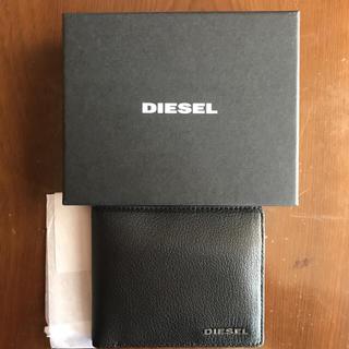 ディーゼル(DIESEL)の【新品】DISEL 折財布 *送料込み(折り財布)
