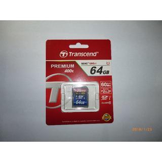 トランセンド(Transcend)の【toatan♡eitan様専用】SDメモリーカード(64BG)(その他)