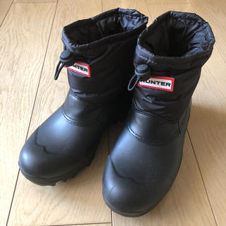ハンター(HUNTER)のHUNTER SNOW QUILT  スノーブーツ(レインブーツ/長靴)