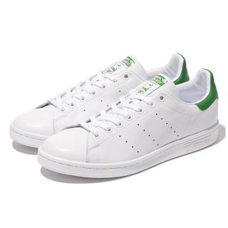 アディダス(adidas)のadidas Originals  STAN SMITH J ホワイト×グリーン(スニーカー)