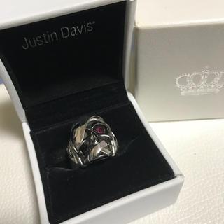 ジャスティンデイビス(Justin Davis)のきゅきゅ様専用JUSTIN DAVIS  SRJ552-1リング 20号(リング(指輪))