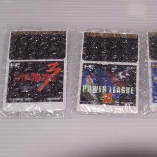 エヌイーシー(NEC)の中古PCE PCエンジン4枚スポーツセット ☆大人気☆(家庭用ゲームソフト)