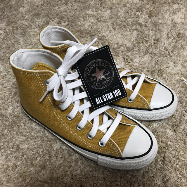 converse ALL STAR 100 COLORS HI 32 GOLD