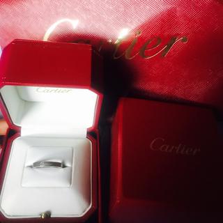 カルティエ(Cartier)の【 Cartier 】カルティエ ラニエール リング (リング(指輪))