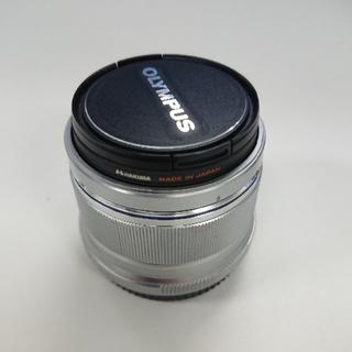 オリンパス(OLYMPUS)の(値下げ)オリンパスM.ZUIKO DIGITAL 25mm F1.8(レンズ(単焦点))