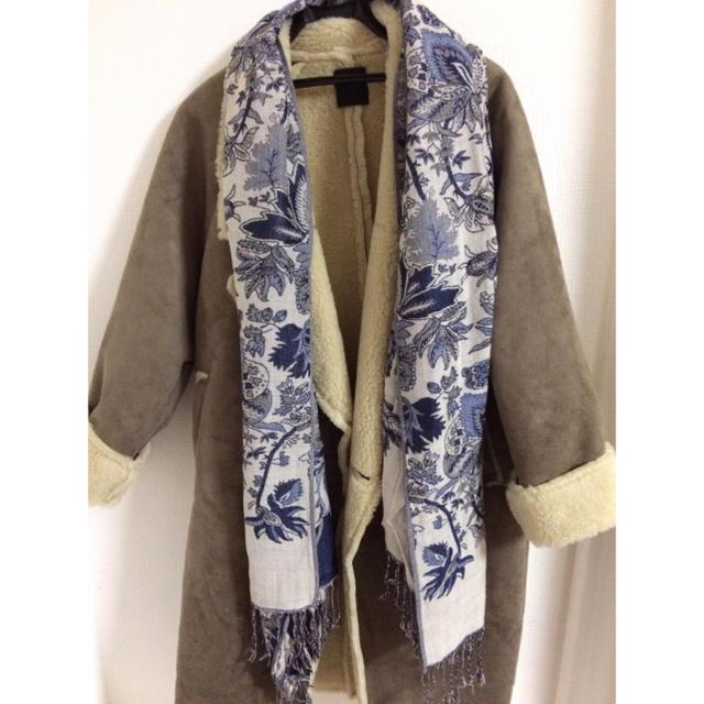 しまむら(シマムラ)のしまむら 花柄ストール レディースのファッション小物(ストール/パシュミナ)の商品写真