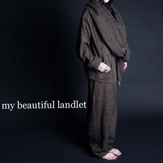 コモリ(COMOLI)のmy beautiful landlet マイビューティフルランドレット(ブルゾン)