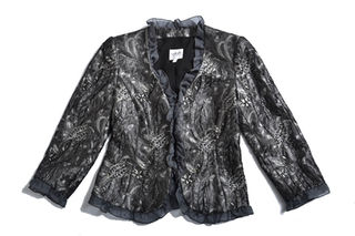 アルマーニ コレツィオーニ(ARMANI COLLEZIONI)の◇ARMANI COLLEZIONI◇size42 jacket rare(ノーカラージャケット)