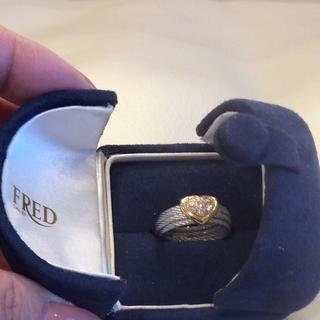 フレッド(FRED)のフレッド♡美品リングご奉仕品(リング(指輪))