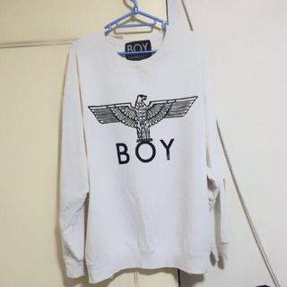 ボーイロンドン(Boy London)のLondon Boy トレーナー(トレーナー/スウェット)