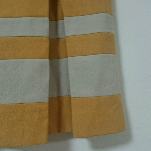 pour la frime(プーラフリーム)のプリーツスカート レディースのスカート(ひざ丈スカート)の商品写真