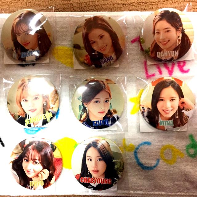 Candy Pop 缶バッチ Twiceの通販 By Twice Love S Shop ラクマ