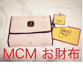 エムシーエム(MCM)のMCMお財布(財布)