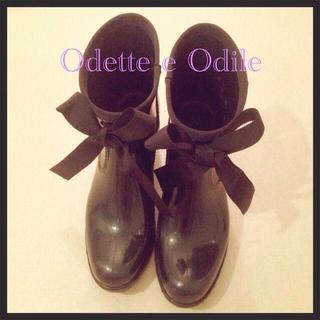オデットエオディール(Odette e Odile)のOdette e Odileレインブーツ(レインブーツ/長靴)