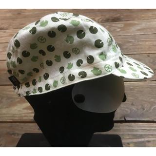 サイクリングキャップ えにし製 カエル(ウエア)