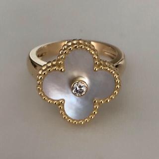 ヴァンクリーフアンドアーペル(Van Cleef & Arpels)のセンシュ様ご専用品(リング(指輪))
