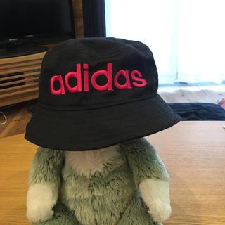アディダス(adidas)のmocoさん専用_アディダス★バケットハット (帽子)