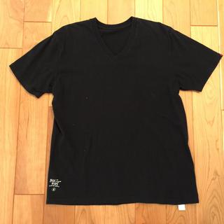 ダブルタップス(W)taps)のWTAPS Vネック Tシャツ(Tシャツ/カットソー(半袖/袖なし))