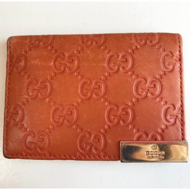 34f8898d45577c Gucci - グッチ 定期入れ カード入れの通販 by 向日葵's shop グッチ ...