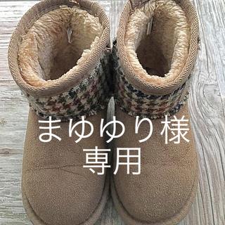 シマムラ(しまむら)のムートンブーツ(ブーツ)