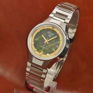 リコー(RICOH)のリコー リクオーツ 石文字盤  初期クオーツ デッドストック(腕時計(デジタル))