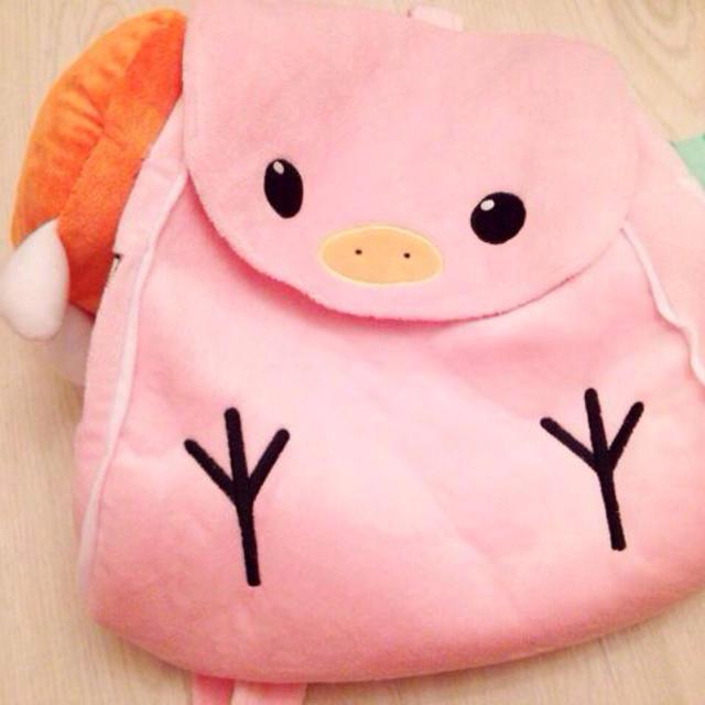 八九寺真宵リュック レディースのバッグ(リュック/バックパック)の商品写真