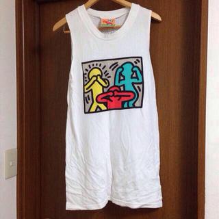 スライ(SLY)のキースへリングコラボ(Tシャツ(半袖/袖なし))