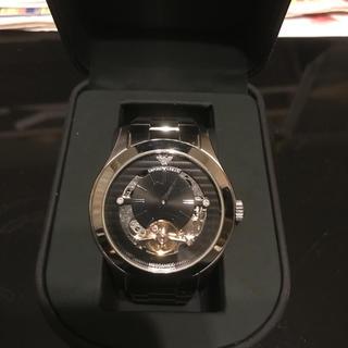 エンポリオアルマーニ(Emporio Armani)のエンポリオアルマーニ  自動巻き メカニコ(腕時計(アナログ))