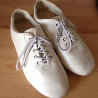 ムジルシリョウヒン(MUJI (無印良品))の♡無印良品 ダンスジュース♡(ローファー/革靴)