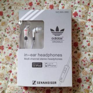 アディダス(adidas)の値下げ!アディダスイヤーヘッドフォン(その他)