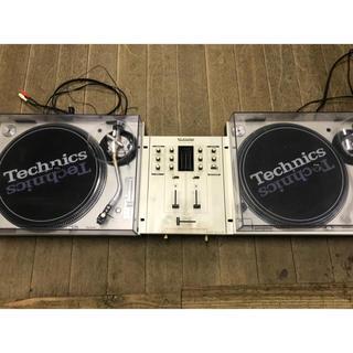 technicsターンテーブルSL-1200MK3D (ターンテーブル)