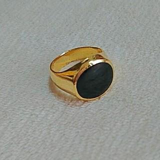 ゴールドリング 14号 ジャイプルジュエリー イエナ エモダ マウジー 送料込み(リング(指輪))