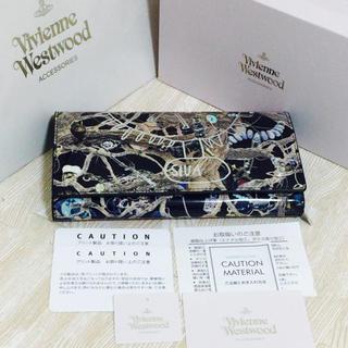 ヴィヴィアンウエストウッド(Vivienne Westwood)の値下げ 新品未使用 ヴィヴィアン 長財布 SIVA シヴァ(財布)