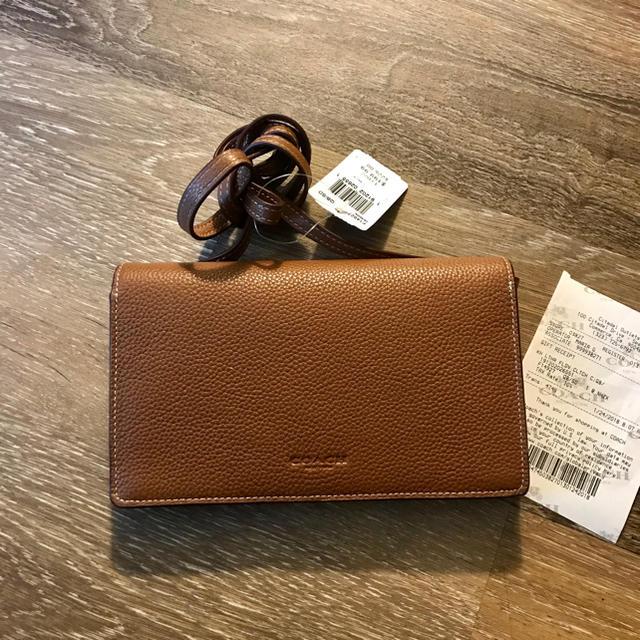 75613e31ab60 COACH - コーチcoachレシート付正規品キースへリング☆スマホ入るお財布 ...