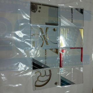 WCCF /キャンペーン/オリジナルサイドローダー2個セット/新品未使用品(Box/デッキ/パック)