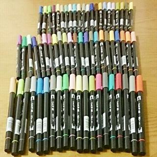 トンボエンピツ(トンボ鉛筆)のデイジー様専用トンボ  ABT 水性ペン  65本(ペン/マーカー)