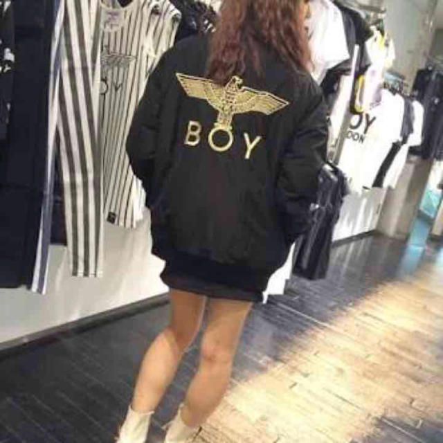 Boy London(ボーイロンドン)のBOY LONDON MA_1 メンズのジャケット/アウター(ブルゾン)の商品写真
