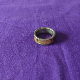 バーバリー(BURBERRY)のバーバリー BURBERRY 指輪(リング(指輪))