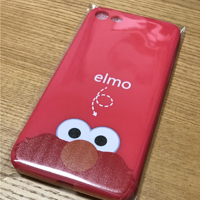 SESAME STREET(セサミストリート)のエルモ iPhone7.8ケース 新品です☺︎♡ スマホ/家電/カメラのスマホアクセサリー(iPhoneケース)の商品写真