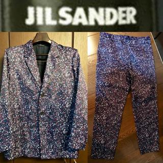 ジルサンダー(Jil Sander)の貴重!Jil Sander(ジル・サンダー)のカラフルなセットアップ(セットアップ)