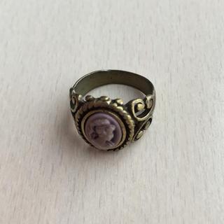 カメオ 指輪 リング アンティーク(リング(指輪))