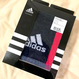 アディダス(adidas)のadidas フェイスタオル(タオル/バス用品)