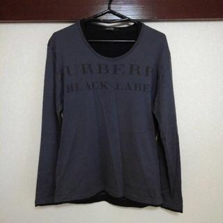 バーバリーブラックレーベル(BURBERRY BLACK LABEL)の値下げ!BURBERRY BLACK LABEL ロングTシャツ(その他)