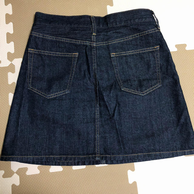 LOWRYS FARM(ローリーズファーム)のデニムスカート  レディースのスカート(ミニスカート)の商品写真